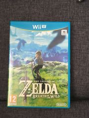 Zelda Brath of The Wild