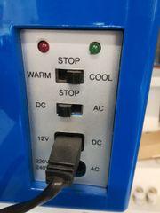 Minikühlschrank blau