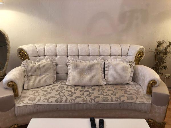 Sofa Set 3 Zu Verkaufen Verschenken Einer Kommdoe In Berlin