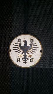 ADAC Metall Wappen Dachbodenfund