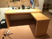 Ikea Malm Schreibtisch