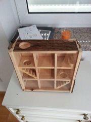 Transportbox + Haus für