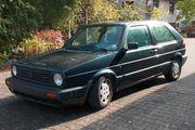 VW Golf 2 GL Turbo