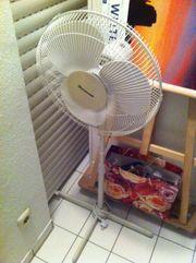 Neuwertiger Stand-Ventilator
