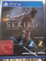 Sekiro - Shadows Die Twice NEU