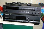 Receiver + CD-Spieler