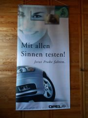 Opel Fahne - Flagge - Banner - Mit