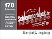 Schlemmerblock 2019 Darmstadt und Umgebung