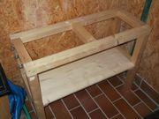 Aquariumuntergestell-Tisch siehe