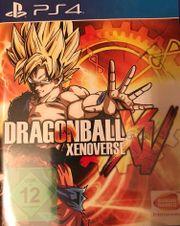 Drgonball Xenoverse PS4