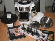 Küchenmaschine Krups prep cook