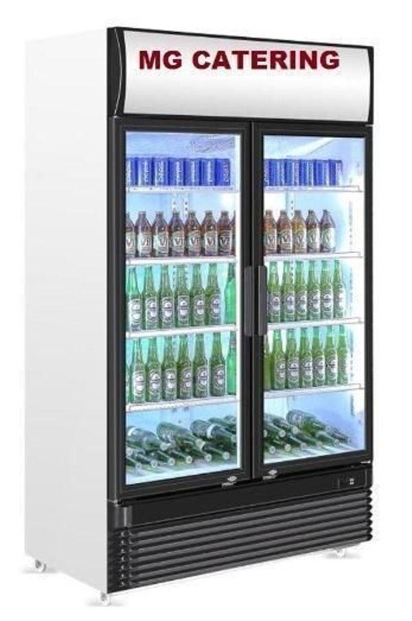 KÜHLSCHRANK 780 Liter - NEU - für Lebensmittel und Getränke, Kiosk ...