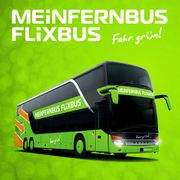 Flixbus Gutschein im Wert von