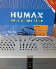 Humax Digitale Set-