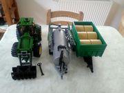 Brudet Traktor + Zubehör