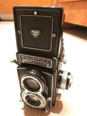 Rolleiflex T mit Zeiss Tessar
