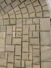 Pflastersteine Beton 8cm gebraucht