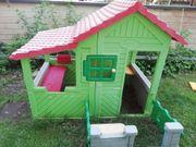 Spielhaus für Garten
