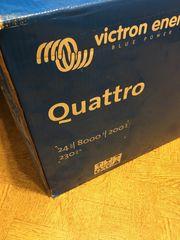 Victron Quattro 24 Volt 8000