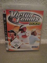 Playstation 3 Virtua Tennis 2009
