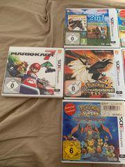 VERKAUFE NINTENDO 3DS SPIELE