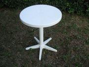 Gartentisch runde Tischplatte D 65cm