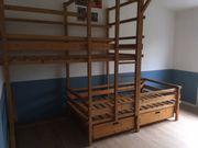 Etagenbett Bussy Aufbauanleitung : Hochbett kinderbett in bensheim haushalt & möbel gebraucht und