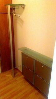 Garderobe Spiegel Schuhschrank