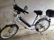 E-Fahrrad-Citybike