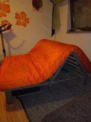 Sofa Bett Klappbett Klappsofa 190