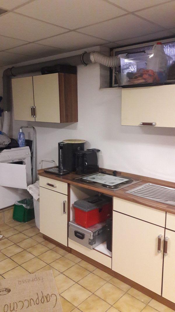 Küchenzeile gebraucht ohne Elektrogeräte in Schifferstadt ...