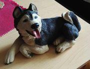 Husky Figur, Hundefigur