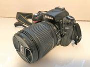 Nikon D90 SLR digital inklusive