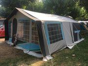 Zelt Anhänger Zeltklappanhänger Camping