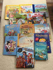 Buchpaket 13 Büchern teilw mit