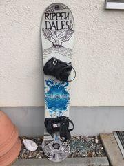 Snowboard Rippen Dale mit Nitro