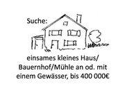 Suche kleines Haus Bauernhaus Haus