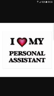 pers. Assistent/Begleiter,