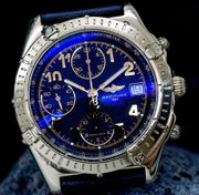 BREITLING CHRONOGRAPH Automatic 18K Gold