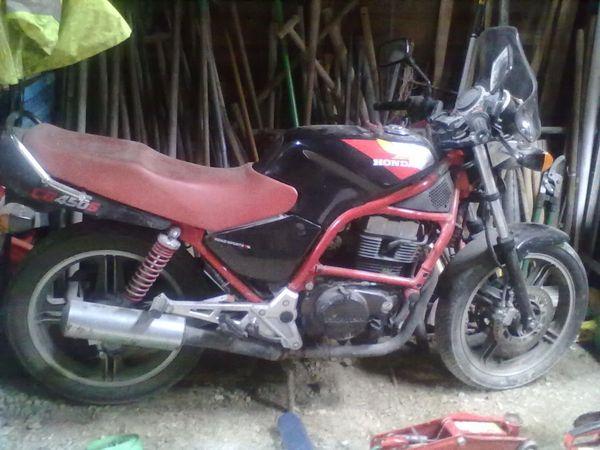 Motorrad Honda PC » Honda über 500 ccm