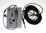 Ansteck-Mikrofon