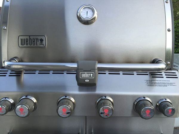 Weber Summit Outdoor Küche : Weber gasgriller summit e gbs griller
