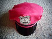 Schirmmütze Mütze pink,