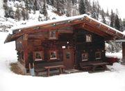 Alm Skihütte Selbstversorger