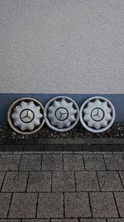 Mercedes Radkappen 15 Zoll