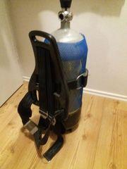 Tauchflasche Stahlflasche 15Liter