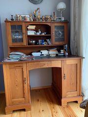 Schreibtisch - Sekretär antik