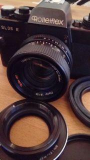 Verkaufe Rolleiflex SL