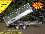 2000 kg Rückwärtskipper 300 x