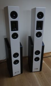 Wersi Vocalis Aktiv Lautsprecher Boxen